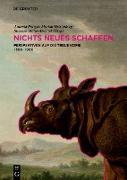 Cover-Bild zu Nichts Neues schaffen (eBook) von Putzger, Antonia (Hrsg.)