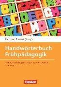 Cover-Bild zu Handwörterbuch Frühpädagogik von Aden-Grossmann, Wilma