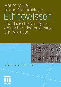 Cover-Bild zu Ethnowissen (eBook) von Müller, Marion (Hrsg.)