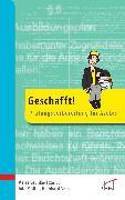 Cover-Bild zu Geschafft! (eBook) von Grunke-Etzold, Marion