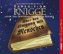 Cover-Bild zu Expedition Knigge (Audio Download) von Cornelsen, Claudia