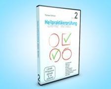 Cover-Bild zu Heilpraktikerprüfung 2 von Schnura, Thomas