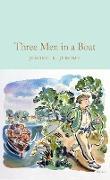 Cover-Bild zu Three Men in a Boat (eBook) von Jerome, Jerome K.