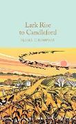 Cover-Bild zu Lark Rise to Candleford (eBook) von Thompson, Flora