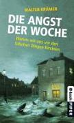 Cover-Bild zu Die Angst der Woche (eBook) von Krämer, Walter