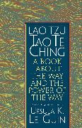 Cover-Bild zu Lao Tzu: Tao Te Ching (eBook) von Le Guin, Ursula K.