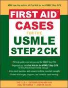 Cover-Bild zu First Aid (TM) Cases for the USMLE Step 2 CK von Le, Tao