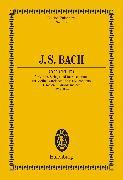 Cover-Bild zu Bach, Johann Sebastian: Violin Concerto, E major (eBook)