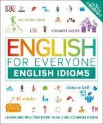 Cover-Bild zu English for Everyone English Idioms (eBook)