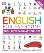 Cover-Bild zu English for Everyone English Vocabulary Builder (eBook)