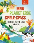 Cover-Bild zu Mein Planet Erde-Spiele-Spaß von Currell-Williams, Imogen