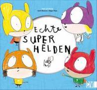 Cover-Bild zu Echte Superhelden von Plans, Santi Beascoa und Edgar