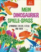Cover-Bild zu Mein Dinosaurier-Spiele-Spaß von Leighton, Jonny