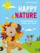 Cover-Bild zu Happy Nature von Watschinger, Judith