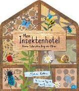 Cover-Bild zu Robin, Clover: Mein Insektenhotel - Biene, Schmetterling und Käfer