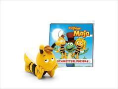 Cover-Bild zu Tonie. Biene Maja - Der Schmetterlingsball