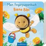 Cover-Bild zu Gerlich, Andrea: Mein Fingerpuppenbuch - Biene Bibi