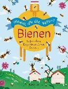 Cover-Bild zu Quigley, Andrea: Kennst du die Natur? - Bienen. Das Aktiv- und Wissensbuch für Kinder ab 7 Jahren