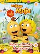 Cover-Bild zu Die Biene Maja: Majas schönste Abenteuer