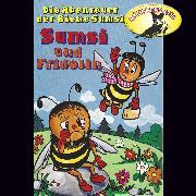 Cover-Bild zu Ell, Rolf: Die Abenteuer der Biene Sumsi, Folge 4: Sumsi und Fridolin / Sumsi erlebt allerlei (Audio Download)