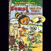 Cover-Bild zu Ell, Rolf: Die Abenteuer der Biene Sumsi, Folge 3: Sumsi und die Wald-Olympiade / Sumsi und die Raupe Kasimir (Audio Download)