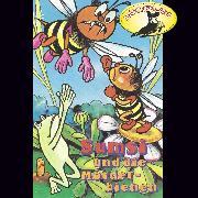 Cover-Bild zu Ell, Rolf: Die Abenteuer der Biene Sumsi, Folge 2: Sumsi und die Mörderbienen (Audio Download)