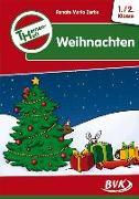 Cover-Bild zu Themenheft Weihnachten 1./2. Klasse von Zerbe, Renate Maria