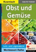 Cover-Bild zu Obst und Gemüse von Forester, Gary M.