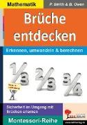 Cover-Bild zu Brüche entdecken (eBook) von Smith, Peter