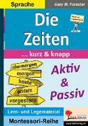 Cover-Bild zu Die Zeiten ... kurz & knapp (eBook) von Forester, Gary M.