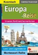 Cover-Bild zu Europa-Reise (eBook) von Rosenwald, Gabriela