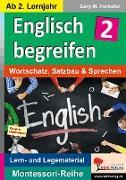 Cover-Bild zu Englisch begreifen 2 (eBook) von Forester, Gary M.