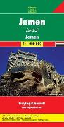 Cover-Bild zu Jemen. 1:1'000'000