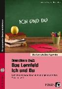 """Cover-Bild zu Grundkurs DaZ: Das Lernfeld """"Ich und Du"""" von Jaglarz, Barbara"""
