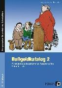 Cover-Bild zu Bußgeldkatalog 2 Kl. 5-10 von Jaglarz, Barbara