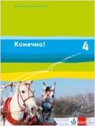 Cover-Bild zu Konetschno! Band 4. Russisch als 2. Fremdsprache. Schülerbuch