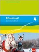 Cover-Bild zu Konetschno!. Band 4. Russisch als 2. Fremdsprache. Grammatisches Beiheft