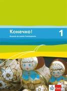 Cover-Bild zu Konetschno! Band 1. Russisch als 2. Fremdsprache. Schülerbuch