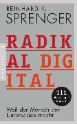 Cover-Bild zu Radikal digital (eBook) von Sprenger, Reinhard K.