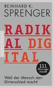 Cover-Bild zu Radikal digital von Sprenger, Reinhard K.