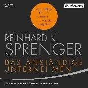 Cover-Bild zu Das anständige Unternehmen (Audio Download) von Sprenger, Reinhard K.