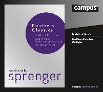 Cover-Bild zu Sprenger Business Classics (Audio Download) von Sprenger, Reinhard K.