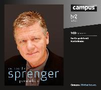 Cover-Bild zu Sprenger persönlich (Audio Download) von Sprenger, Reinhard K.