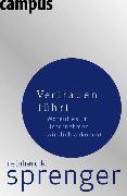 Cover-Bild zu Vertrauen führt (eBook) von Sprenger, Reinhard K.