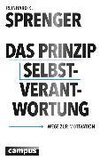 Cover-Bild zu Das Prinzip Selbstverantwortung (eBook) von Sprenger, Reinhard K.