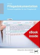 Cover-Bild zu eBook inside: Buch und eBook Pflegedokumentation von Schwerdt, Christine
