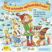 Cover-Bild zu Pixis schönste Weihnachtslieder von Zuckowski, Rolf (Gelesen)