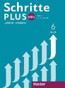 Cover-Bild zu Schritte plus Neu 6 B1.2 Lehrerhandbuch von Kalender, Susanne