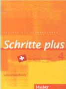 Cover-Bild zu Schritte plus 4. A2/2. Ausgabe Schweiz. Lehrerhandbuch von Kalender, Susanne