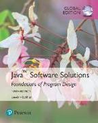 Cover-Bild zu Java Software Solutions, Global Edition von Lewis, John